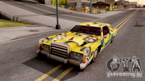 New Remington Paintjob v6 для GTA San Andreas