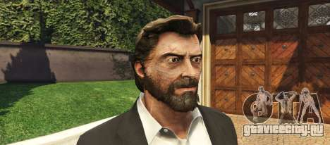 Logan (Hugh Jackman Logan 2017) для GTA 5 второй скриншот