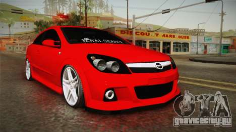 Opel Astra H OPC для GTA San Andreas