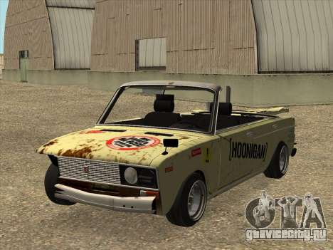 ВАЗ 2106 Кабриолет для GTA San Andreas