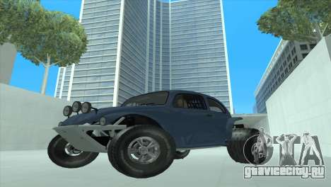 Volkswagen Baja Buggy для GTA San Andreas