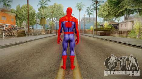 Marvel Heroes - Spider-Man Visual Update для GTA San Andreas третий скриншот