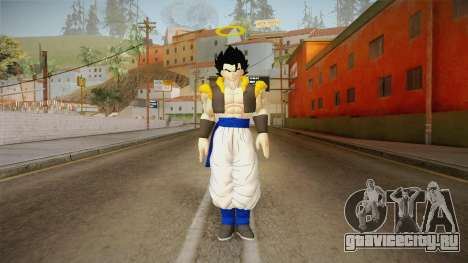DBX2 - Gogeta SJ для GTA San Andreas второй скриншот