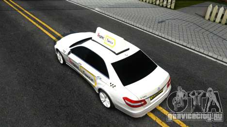 Mercedes-Benz E500 W212