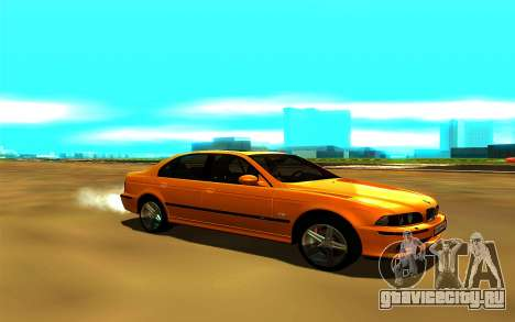BMW M5 E35 для GTA San Andreas