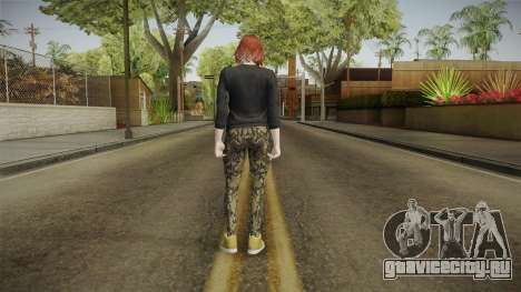 GTA Online: Skin Female 2 для GTA San Andreas третий скриншот