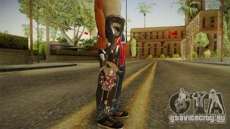 Overwatch 9 - Widowmakers Rifle v2 для GTA San Andreas третий скриншот