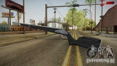 GTA 5 Musket для GTA San Andreas второй скриншот