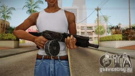 Saiga-12K для GTA San Andreas третий скриншот
