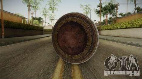 Wonder Woman Gal Gadot Shield для GTA San Andreas