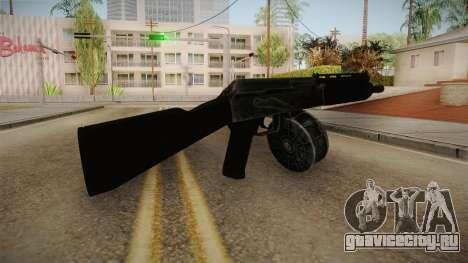 Saiga-12K для GTA San Andreas второй скриншот