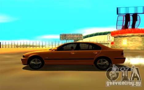 BMW M5 E35 для GTA San Andreas вид слева