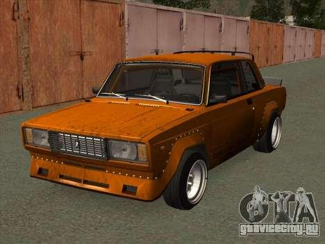 VAZ 2105 VFTS для GTA San Andreas