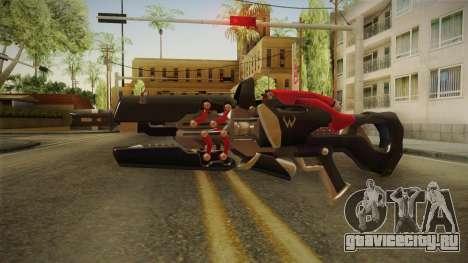 Overwatch 9 - Widowmakers Rifle v2 для GTA San Andreas
