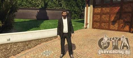 Logan (Hugh Jackman Logan 2017) для GTA 5 третий скриншот