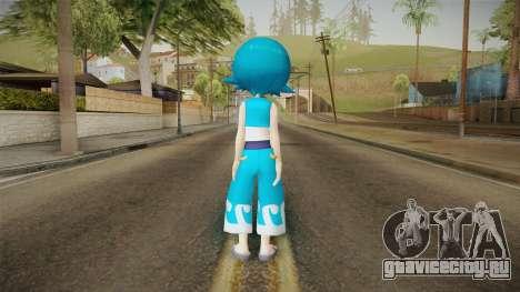 Pokémon SM - Lana для GTA San Andreas третий скриншот