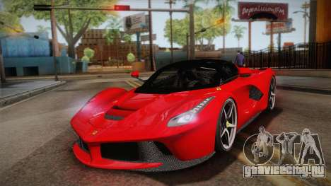 Ferrari LaFerrari для GTA San Andreas