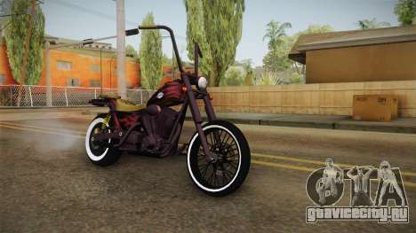 GTA 5 Western Daemon для GTA San Andreas вид справа
