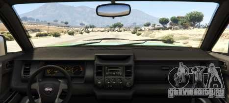 Sandking HD Monster Dually для GTA 5 вид сзади слева