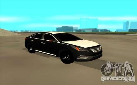 Hyundai Sonata для GTA San Andreas