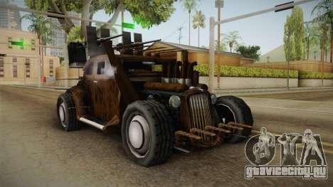 Raku Desert Hustler для GTA San Andreas