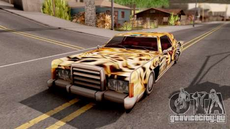 New Remington Paintjob v4 для GTA San Andreas
