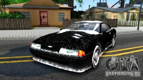 Winter Elegy для GTA San Andreas