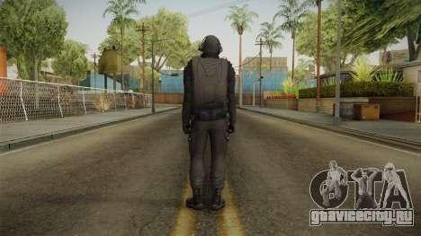 GTA Online: Simon Ghost для GTA San Andreas третий скриншот