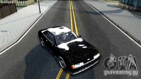 Winter Elegy для GTA San Andreas вид справа