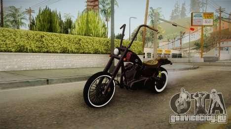 GTA 5 Western Daemon для GTA San Andreas