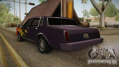 Tahoma Remington PJ3 для GTA San Andreas