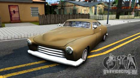 Hermes Restyle для GTA San Andreas