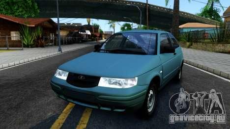 ВАЗ 21123 Купе для GTA San Andreas