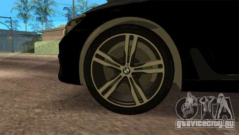 BMW 760i для GTA San Andreas