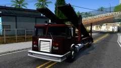 Fire Truck Packer для GTA San Andreas