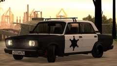 ВАЗ 2107 Шериф