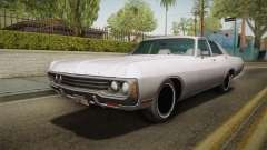 Dodge Polara 1971 Factory Wheel для GTA San Andreas