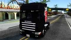 Scania 124L для GTA San Andreas