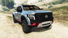 Nissan Titan Warrior Concept 2016