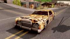 New Remington Paintjob v4 для GTA San Andreas