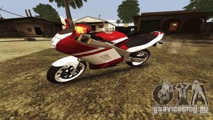 HQ NRG-500 для GTA San Andreas