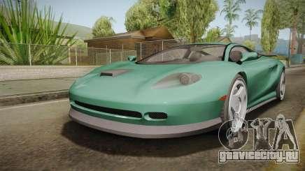 GTA 5 Ocelot Penetrator IVF для GTA San Andreas