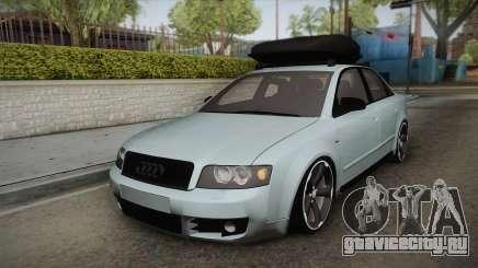 Audi S4 B6 для GTA San Andreas