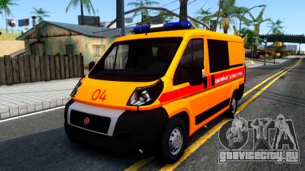 "Fiat Ducato ""Аварийная"" для GTA San Andreas"