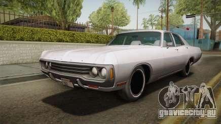 Dodge Polara 1971 Factory Wheel для GTA San Andreas
