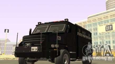 International 4000 Police Special для GTA San Andreas
