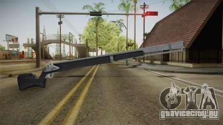 GTA 5 Musket для GTA San Andreas