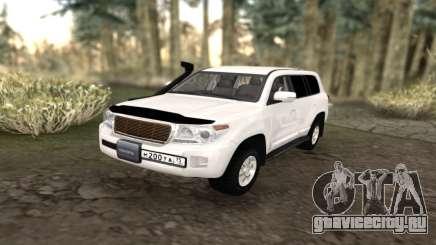 Toyota Land Cruiser 205 для GTA San Andreas