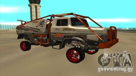 ГАЗ 3309 Гоночный для GTA San Andreas