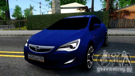 Opel Astra GTC для GTA San Andreas